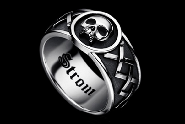RING Alliance MEMENTO MORI, CARPE DIEM